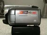 camcorder SDR-H40 42x zoom
