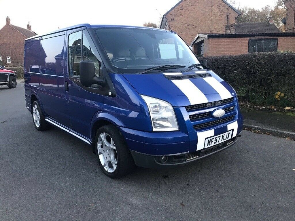 2007 ford transit sport in excellent condition in warsop nottinghamshire gumtree. Black Bedroom Furniture Sets. Home Design Ideas