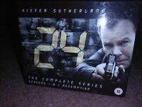 '24' Complete DVD Box Set