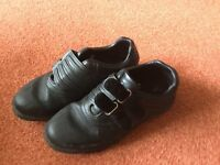 Child's golf shoes