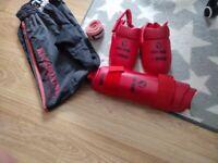 Kickboxing or martial arts