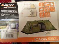 VANGO ICARUS 500XL FIVE MAN TENT