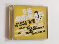 CD - double album titled 'The Anthems'.