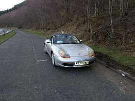 Porsche Boxster 986 for Sale - Classic Car, 1998, Convertible