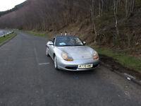 Porsche Boxster 986 for Sale - Classic Car, 1998, Convertible