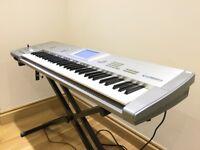 !!! Beautiful Korg Trinity Music Workstation 61 keys, with original manuals