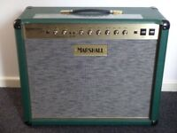 Marshall Vintage Modern 2266c guitar amplifier in Custom Green