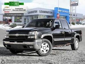 2005 Chevrolet Silverado 1500 CLEAN CARPROOF, JUST TRADED IN! 4W
