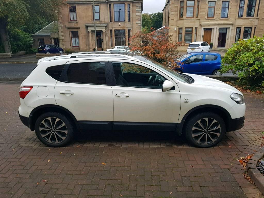 2011 (61) - Nissan Qashqai N-Tec + Dci 5-Door Manual White