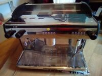 Two Group Coffee Machine - excellent condition