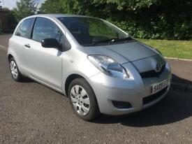 TOYOTA YARIS T2 FULL YEARS MOT ONLY £30 A YEAR TAX