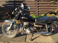 CLASSIC 1980 HONDA CM200T TWIN NEW PRICE £1000