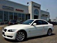 2010 BMW 328 xDrive COUPE Sunroof Bluetooth Xenons Manual Trans
