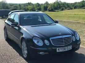 Mercedes E280 CDI Sport 7G-Tronic,3 M Warranty,S History,2 P Owners,Navigation,Leather Seats