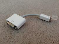 Genuine Apple TV-Out to DVI Adapter
