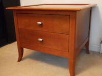 One (1) Chest of Drawers Furniture