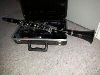Black Clarinet.