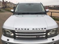 2006 06 Range Rover sport HSE 2.7