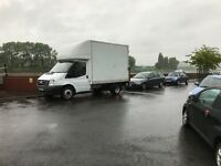 Man and van removal services Cardiff Newport and all uk