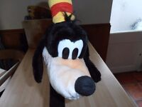 """"""" the great PLUTO """" Novelty Golf Club. Head Cover."""