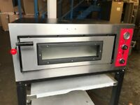 ******** PIZZA OVEN SINGLE DECK ( 4X4) ********