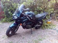 Triumph Sprint RS 955i 2001 long MOT