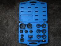 15 piece hub bearing removal kit (new)