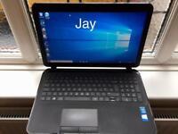Quad core 4GB Ram Fast Slim HP HD Laptop Massive 500GB,Window10,Microsoft office,Ready to use
