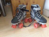 Roller Derby quad roller skates size 2