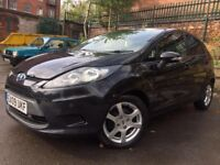 09 plate - Ford Fiesta - mk7 1.6 diesel - eco - no road tax - year mot