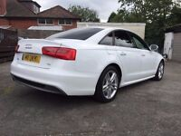 2012 (62) AUDI A6 2.0 TDI S Line Multitronic 4dr, 30,000 MILES, 1 OWNER, 2 KEYS, NO ACCIDENTS