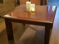 Lovely Deep Mahogany Table (Bargain Price)