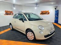 2013 FIAT 500 POP 1.2 PETROL ** FULL HISTORY ** FINANCE AVAILABLE