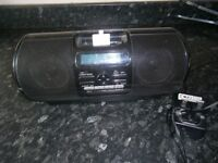 Digital DAB Radio/Docking Station