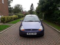 BRILLIANT FORD KA COLLECTION || Brand new MOT (12months) || 80K ON CLOCK