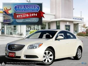 2012 Buick Regal Power Sunroof, Remote Start, and MORE!