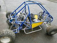 Off road Buggy biz kart z car rear zx9