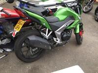 Kymco ck1 125 motorbike motorcycle Honda Yamaha suzuki