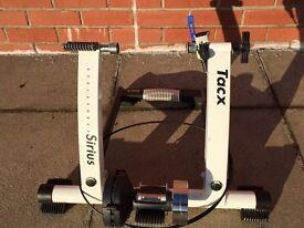 TACX Sirius turbo trainer