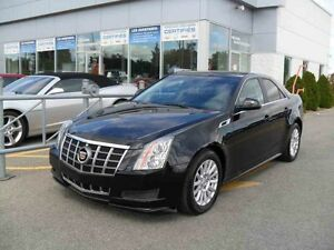 2012 Cadillac CTS SEDAN 3.0L AWD/CUIR/REGULATEUR DE VITESSE