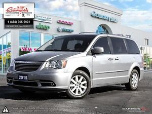 2015 Chrysler Town & Country Touring *STOW N GO, NAV & MORE*