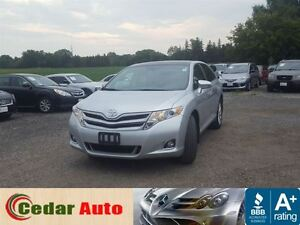 2013 Toyota Venza Leather Moonroof
