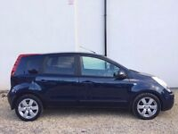 NISSAN NOTE AUTOMATIC HATCHBACK IMMACULATE IN & OUT