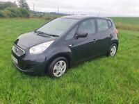 Kia, VENGA, Hatchback, 2011, Manual, 1396 (cc), 5 doors cheap car..not corsa clio ceed