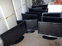 "32""-50"" TVs job lot of 40 - ALL working"