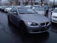 2007 BMW 328i COVERTIBLE cuir/bluetooth/memoi