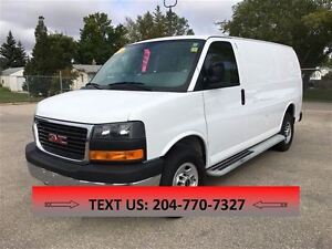 2015 GMC Savana 2500 1WT LEASE OR FINANCE