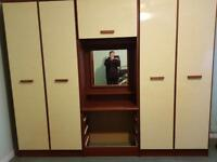 Wardrobes & matching bedside cabinets
