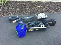 Job lot of grinding equipment