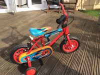 Early learning centre bike